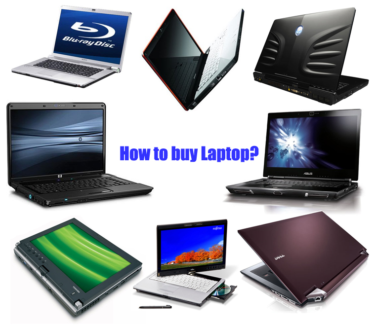 Where to buy laptops